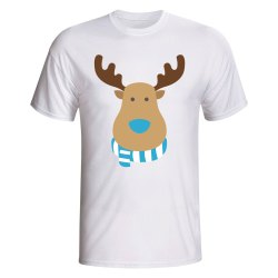 Malaga Rudolph Supporters T-shirt (white)