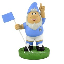 Man City Corner Flag Gnome