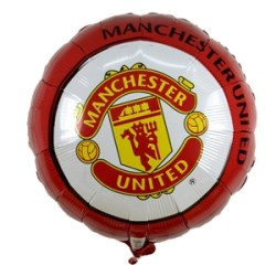 Man Utd 18 Inch Foil Balloon
