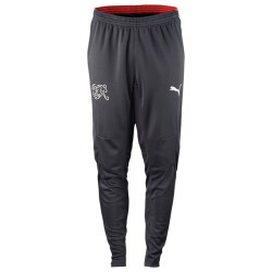 2016-2017 Switzerland Puma Training Pants (Black)