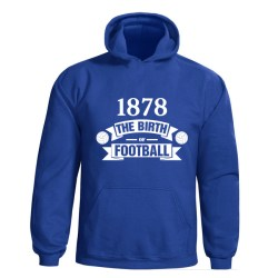 Everton Birth Of Football Hoody (blue)