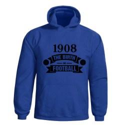 Inter Milan Birth Of Football Hoody (blue)