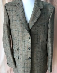6135 Waterproof Tweed Jacket