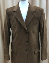 Tan Corduroy Jacket