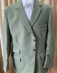 CGE145 - Yorkshire Tweed Jacket