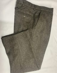 PS370-2002-15 Pewter Shetland Tweed Trousers