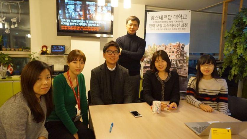 오늘 정말 수고 많으셨던 윤기0 학생과 김유선 팀장님께 큰 감사의 말씀을 전합니다.