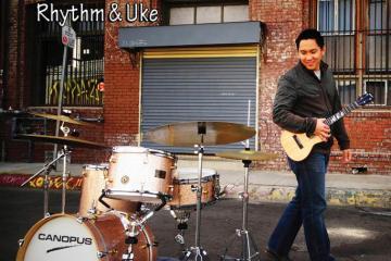 Abe Lagrimas Jr. - Rhythm & Uke