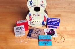 ukulele and strings