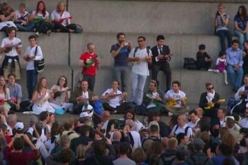 Ukulele Flash Mobs England Uke Magazine