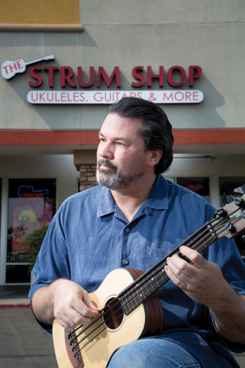 Dan Elliot Strum Shop Ukulele Magazine Uke