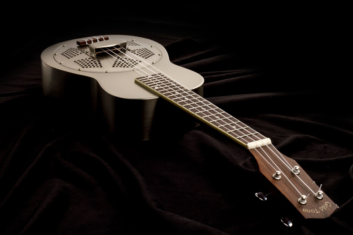 Gold Tone ResoUke Review Ukulele Magazine