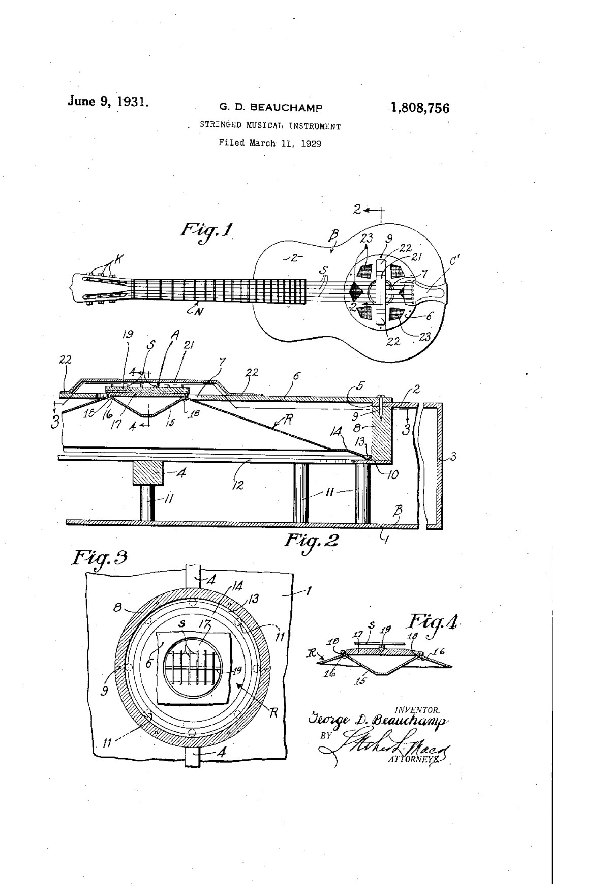 resonator-patent