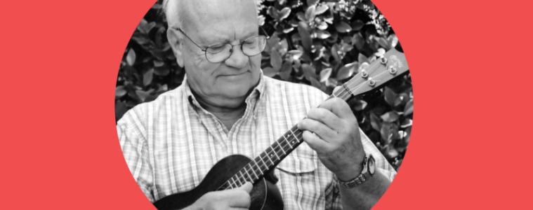 jazz ukulele pioneer Lyle Ritz