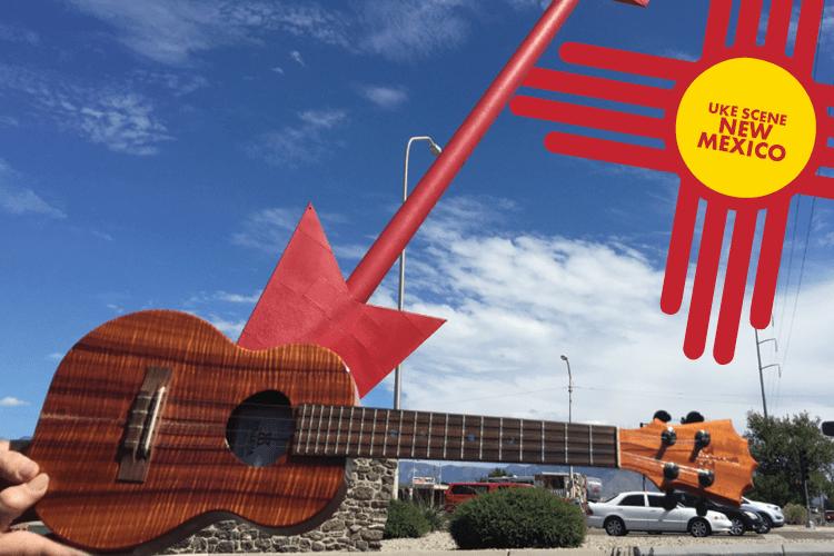 Uke Scene New Mexico Ukulele