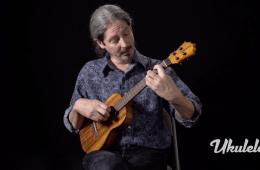 daniel ward Ukulele Lesson Tremolo Technique suenos song ukulele classical guitar