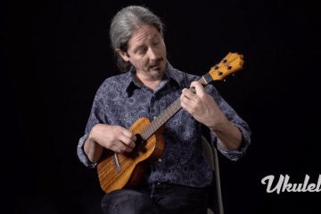 daniel ward Ukulele Lesson Tremolo Technique suenos song ukulele classical guitar