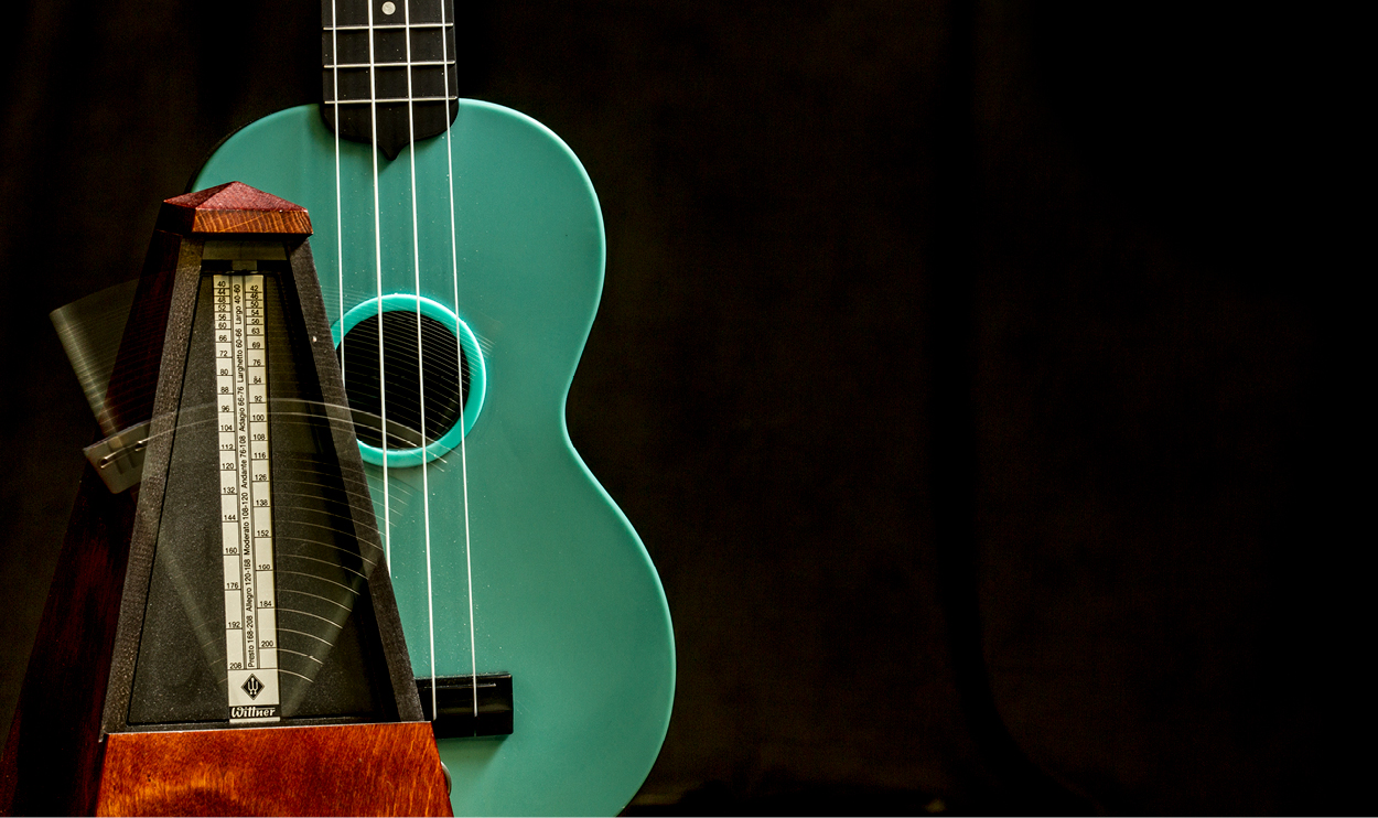 Get Great Time: How to Use a Metronome—and Enjoy It – Ukulele