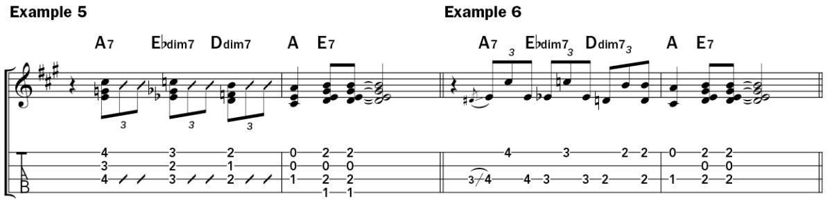 How to Solo on Ukulele example 5-6