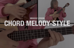 chord melody lesson