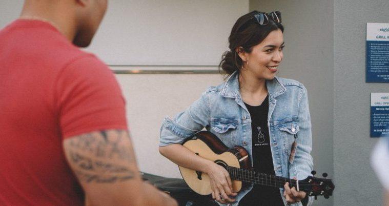 Bernadette Teaches Music