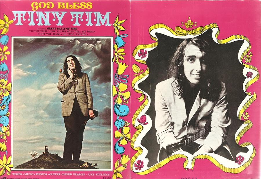 """God Bless Tiny Tim"" book"
