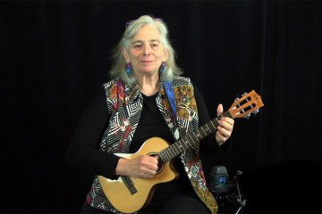 cathy fink jump up ginger ukulele song