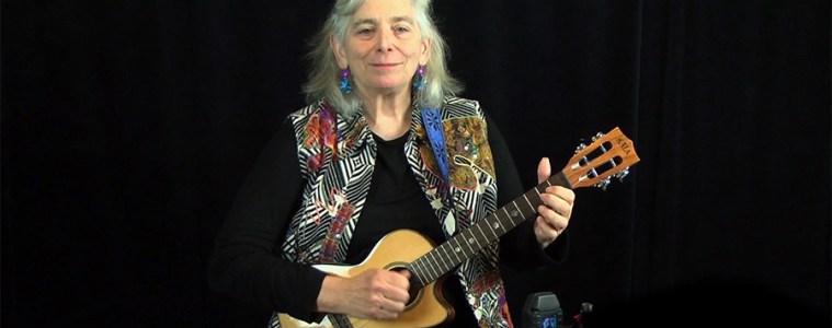 cathy fink jump up ginger ukulele song