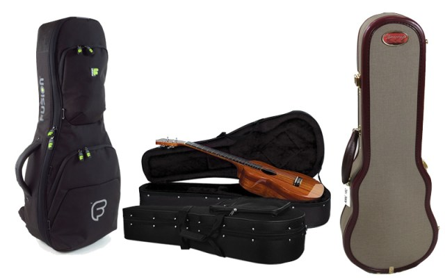 ukulele cases and bags