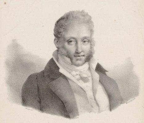 Composer Ferdinando Carulli (1770–1841)