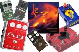jake's ukulele pedals