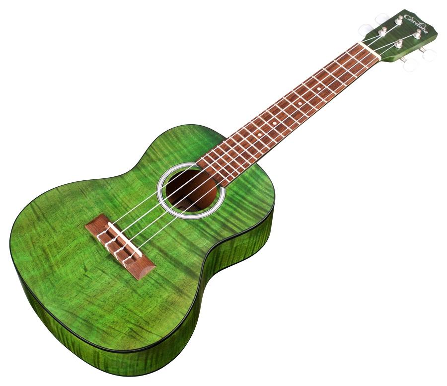 Cordoba 15CFM in jade green on a white background