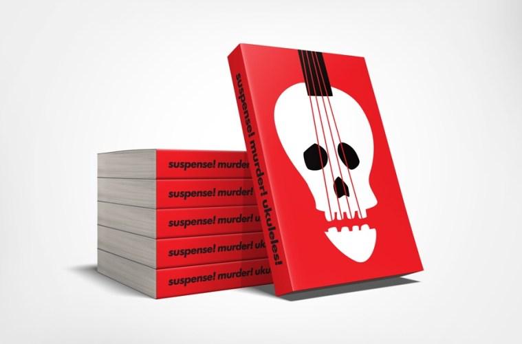 Ukulele fiction books