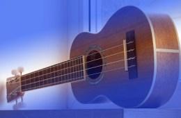 "ukulele blues ""Lagrima"" by tarrega classical guitar piece"