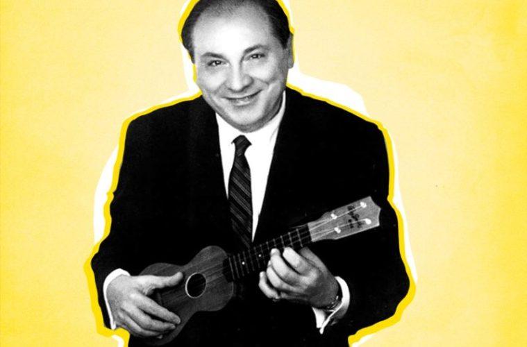 ukulele master Roy Smeck