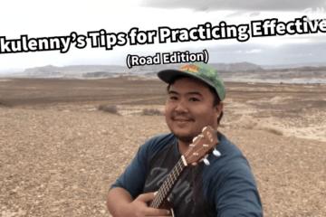 Ukulenny practice routine