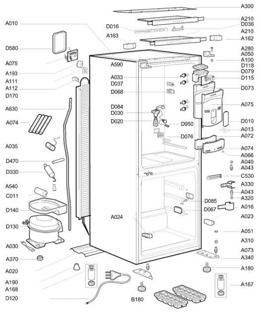 Whirlpool frost free refrigerator wiring diagram periodic fridge wiring diagram airstream fan swarovskicordoba Choice Image