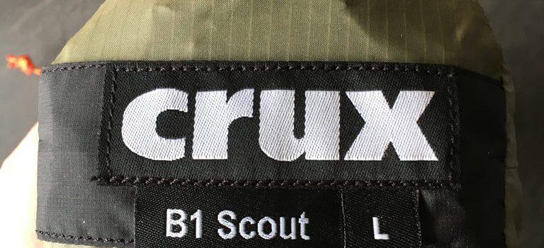 Crux Scout B1 Bivvy Bag