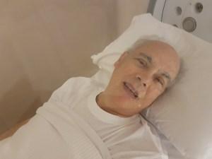 Paciente Clínica Ulcemed Madrid