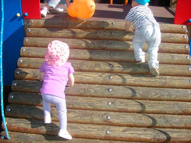 durante la infancia se pueden corregir desajustes en la pisada gracias al podólogo