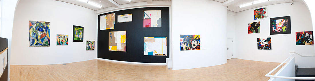 "Úlfur Karlsson Artist - View from ""A hard days night"" ASI Art…2014"
