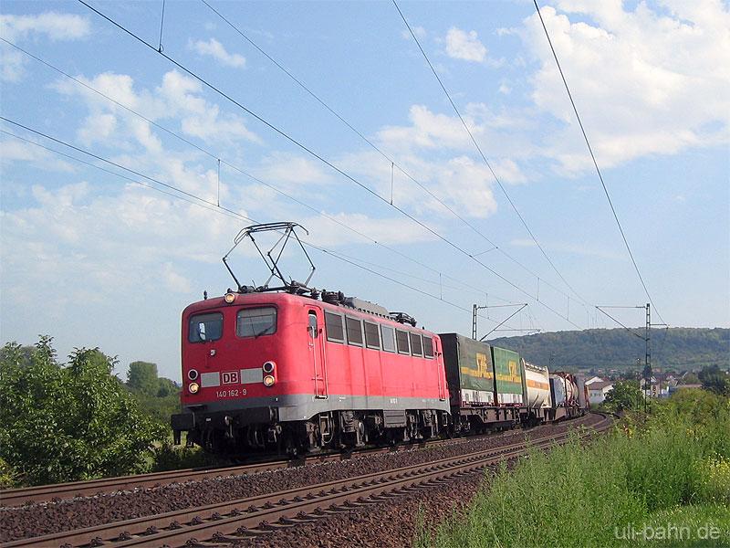 Baureihe 140 / E40 der DB AG / DB