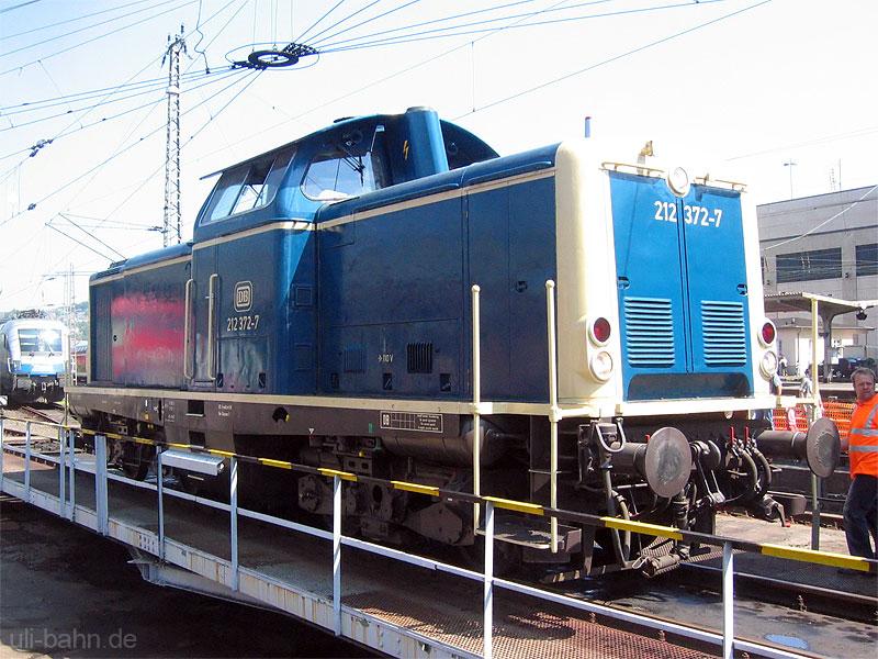 Baureihe 212 / V100 der DB