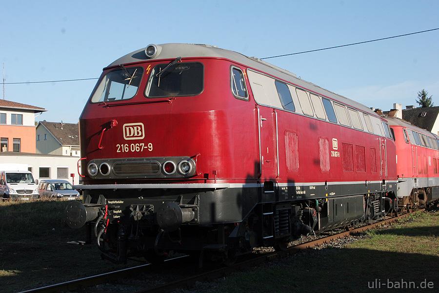 Baureihe 216 der DB AG / DB