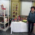 Uli präsentiert ihre Lichthäuser