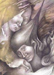 Рисунок Ирины Френкель