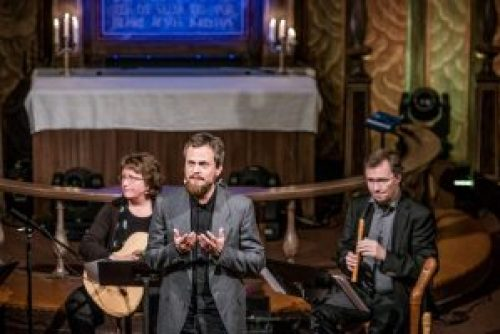 I storm og stillhet trio - Foto: Erlend Berge