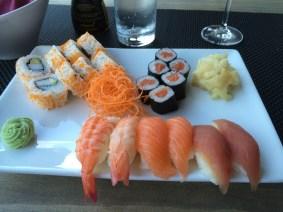 Sushi bei Yoko