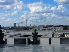 Reichstagskuppel Aussicht
