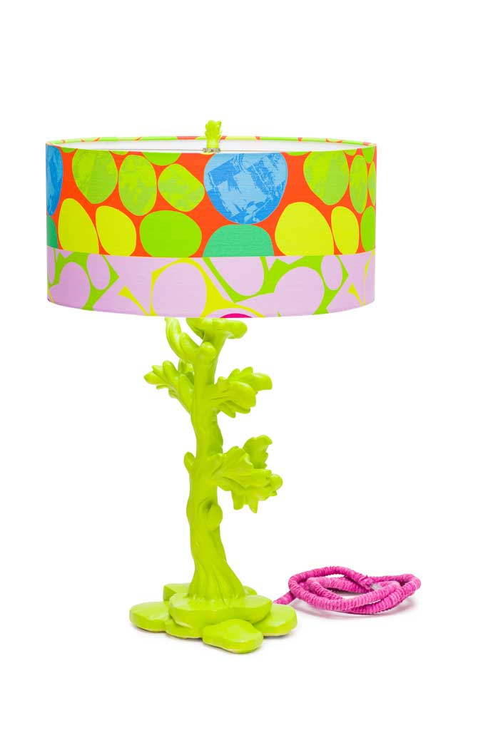 Branching Out lamp
